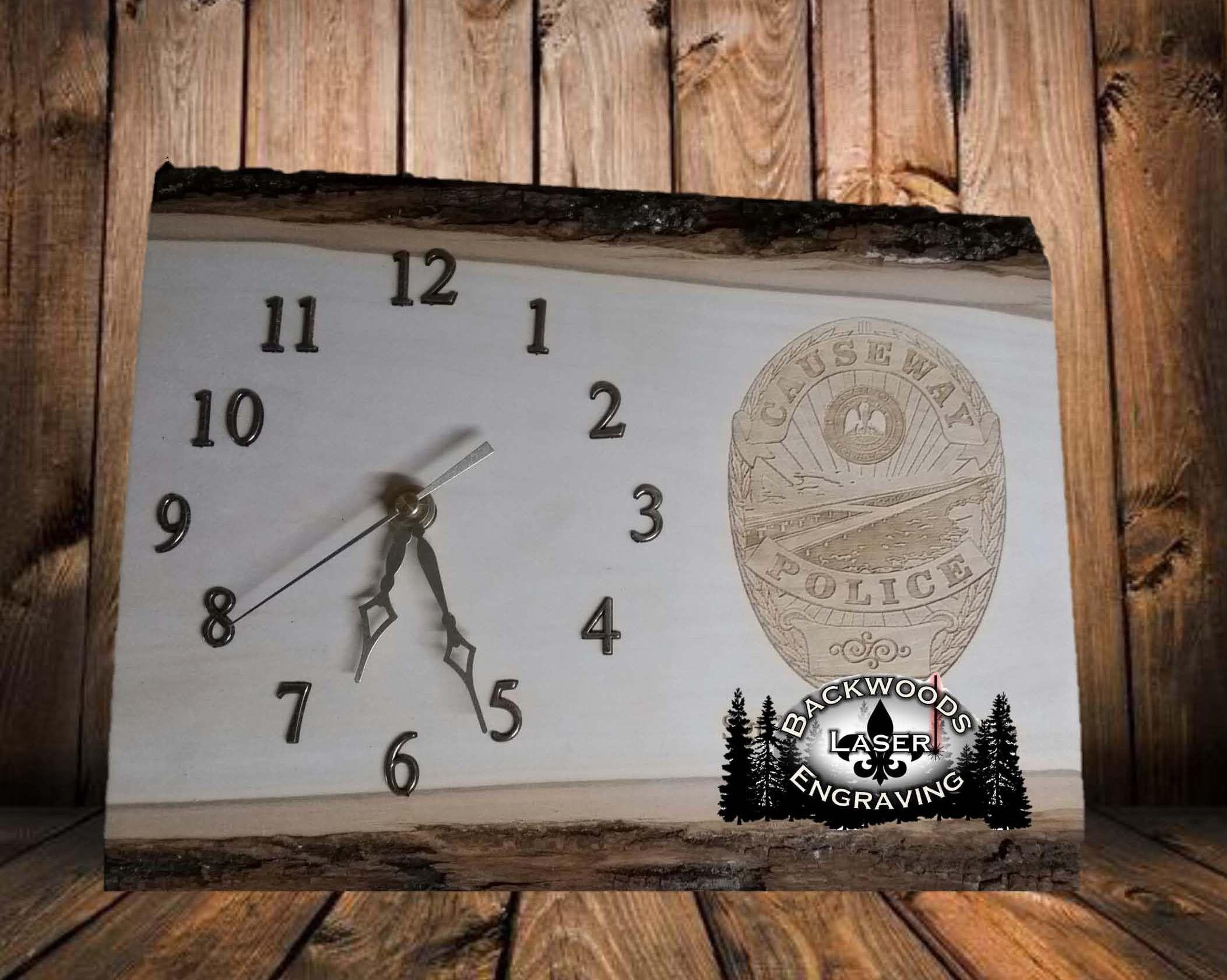 Causeway PD Clock